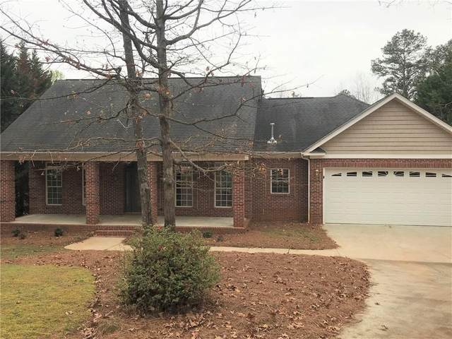 135 Winding River Drive, Anderson, SC 29625 (MLS #20228369) :: Les Walden Real Estate