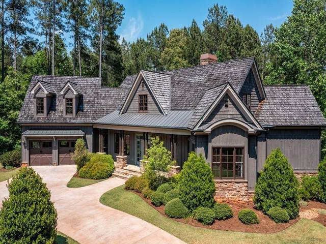 401 Keowee Avenue, Sunset, SC 29685 (MLS #20228375) :: Les Walden Real Estate