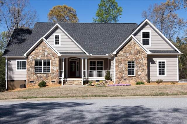 122 Timberstone Trail, Six Mile, SC 29682 (MLS #20228388) :: Les Walden Real Estate