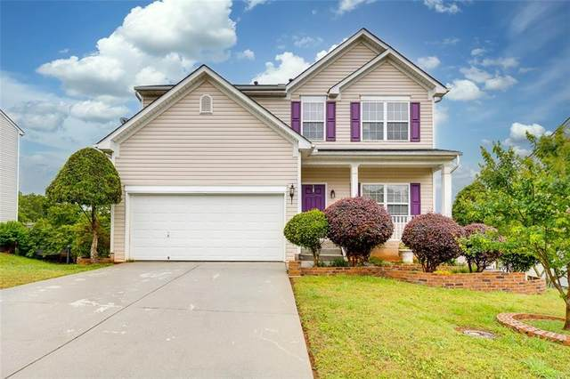320 Bellarine Drive, Greenville, SC 29605 (MLS #20228413) :: The Powell Group