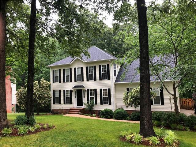 342 Camperdown Court, Easley, SC 29642 (MLS #20228424) :: Les Walden Real Estate