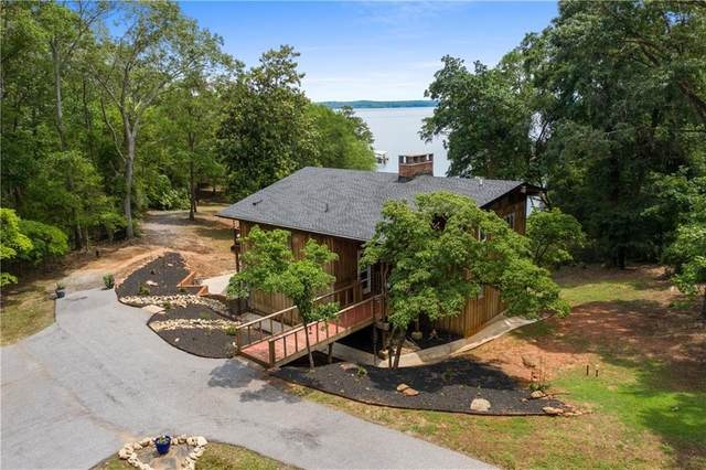 130 Keowee Club Road, Townville, SC 29689 (MLS #20228428) :: The Powell Group