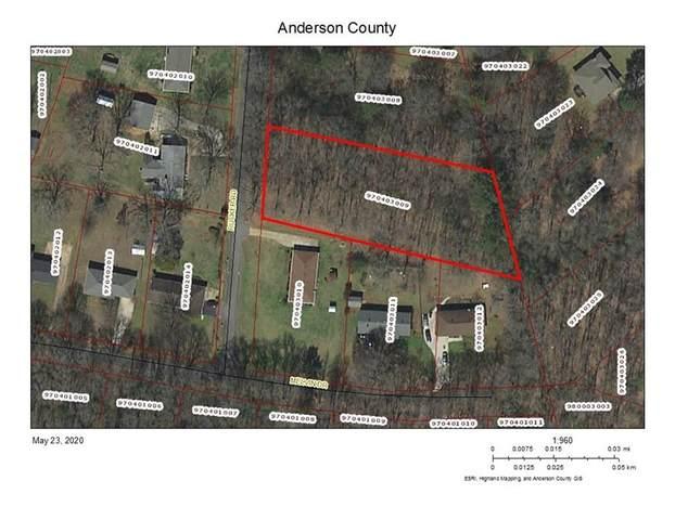 117 Rucker Road, Anderson, SC 29624 (MLS #20228443) :: Les Walden Real Estate