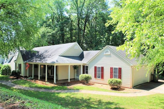 252 Rock Creek Road, Clemson, SC 29631 (MLS #20228463) :: Tri-County Properties at KW Lake Region