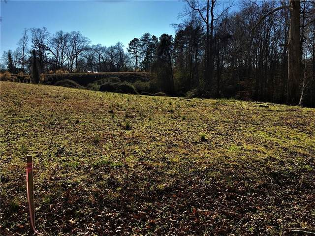 00 Belmont Drive, Walhalla, SC 29691 (MLS #20228477) :: The Powell Group