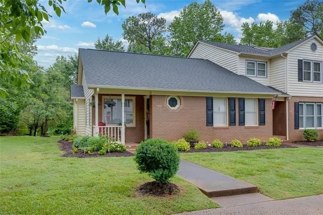 306 Sunridge Drive, Spartanburg, SC 29302 (MLS #20228484) :: Tri-County Properties at KW Lake Region