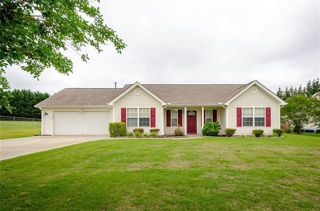 118 Sunny Hill Lane, Anderson, SC 29626 (MLS #20228486) :: Les Walden Real Estate