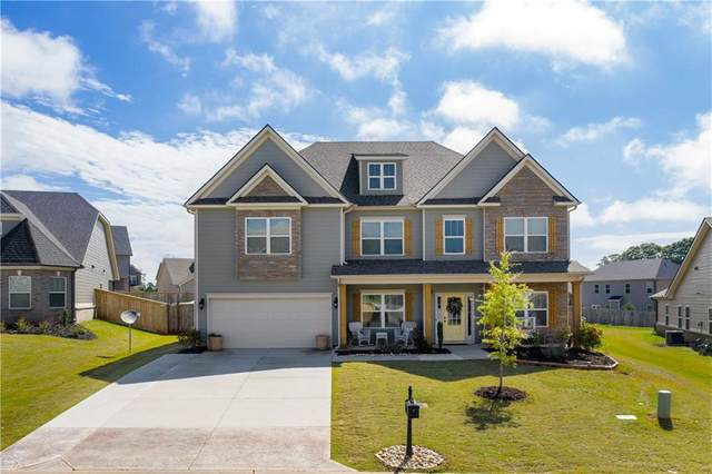 106 Wild Hickory Circle, Easley, SC 29642 (MLS #20228500) :: The Powell Group