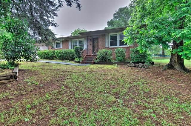 205 Fernwood Circle, Anderson, SC 29626 (MLS #20228508) :: Les Walden Real Estate