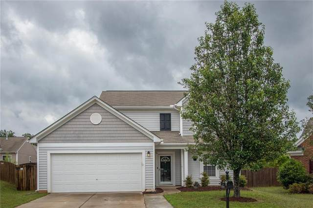 59 Sweet Shade Way, Greenville, SC 29605 (MLS #20228514) :: The Powell Group