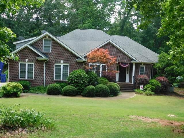 125 Newington Circle, Anderson, SC 29621 (MLS #20228521) :: Les Walden Real Estate