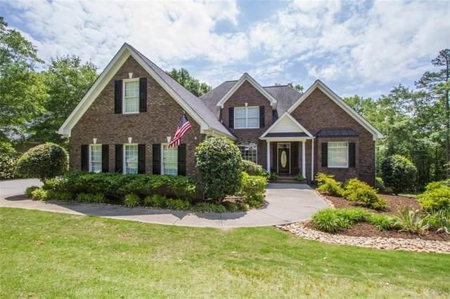 107 Newington Circle, Anderson, SC 29621 (MLS #20228522) :: Les Walden Real Estate