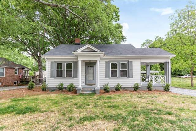 308 Whitehall Road, Anderson, SC 29625 (MLS #20228525) :: Les Walden Real Estate