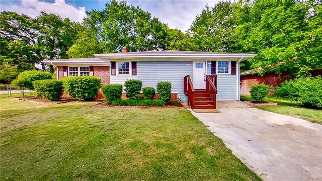 208 W North Avenue, Westminster, SC 29693 (MLS #20228539) :: Tri-County Properties at KW Lake Region