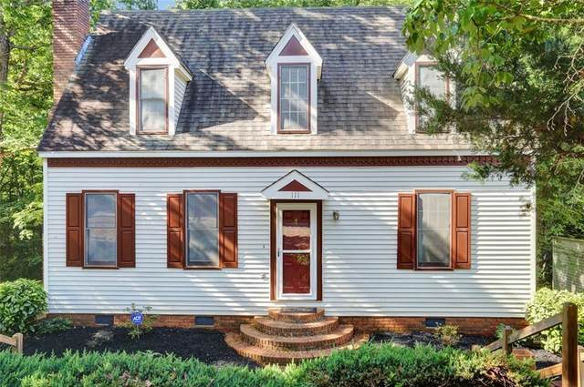 111 Franklin Drive, Central, SC 29630 (MLS #20228546) :: The Powell Group