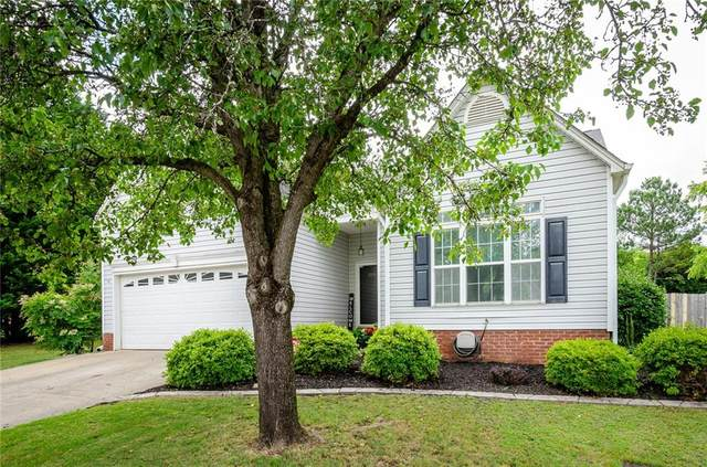 603 Laurens Drive, Anderson, SC 29621 (MLS #20228547) :: The Powell Group