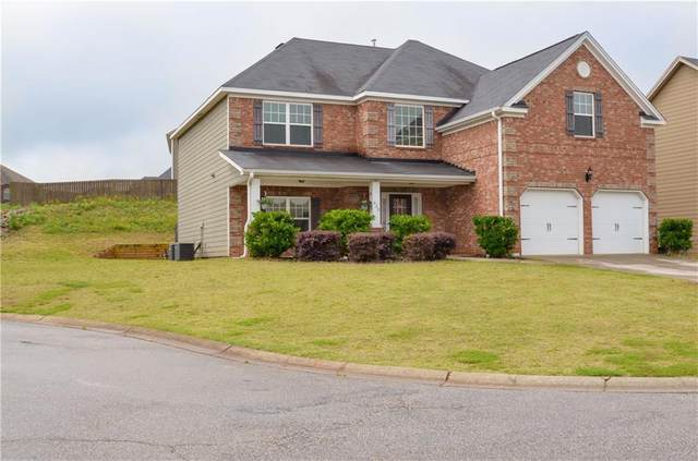 420 Springlakes Estates Drive, Lyman, SC 29365 (MLS #20228572) :: Les Walden Real Estate
