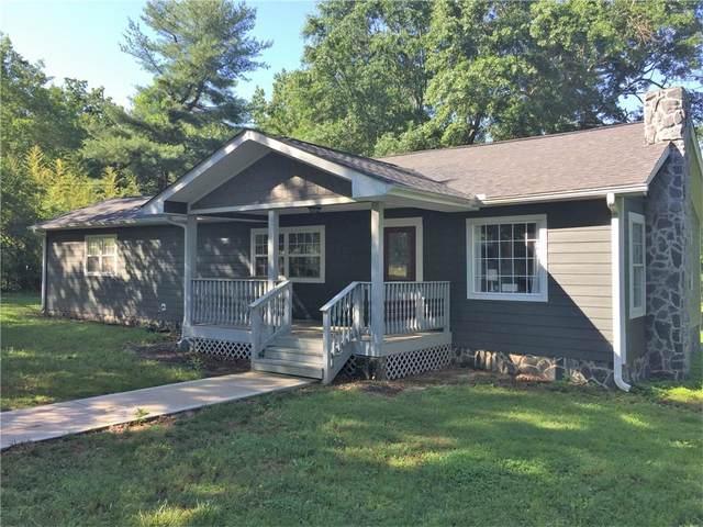1143 Jameson Road, Easley, SC 29640 (MLS #20228580) :: Tri-County Properties at KW Lake Region