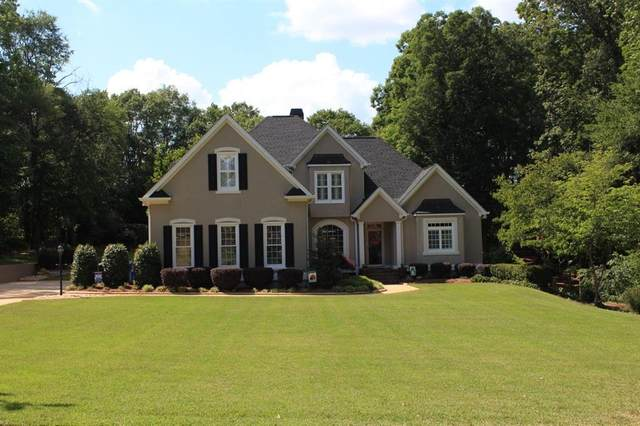 115 Stratton Lane, Anderson, SC 29621 (MLS #20228584) :: The Powell Group