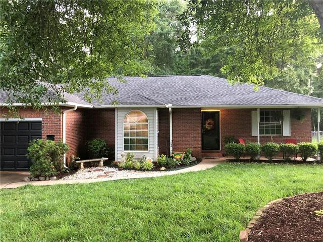 1403 Hilltop Drive, Anderson, SC 29621 (MLS #20228598) :: Les Walden Real Estate