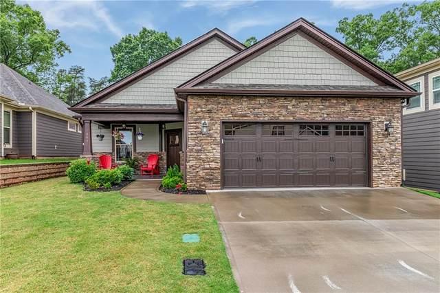 241 Henrydale Drive, Easley, SC 29642 (MLS #20228601) :: Tri-County Properties at KW Lake Region