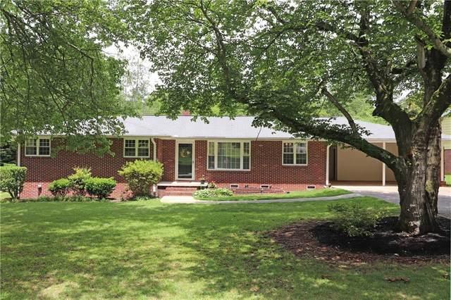2600 Millgate Drive, Anderson, SC 29621 (MLS #20228605) :: Les Walden Real Estate