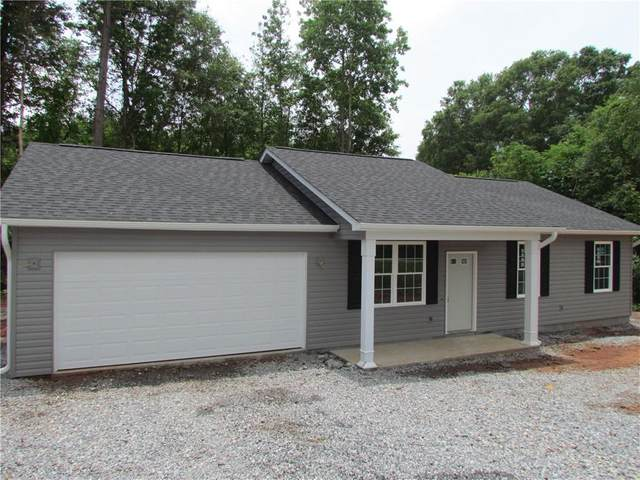 719 Travis Road, Anderson, SC 29626 (MLS #20228622) :: The Powell Group