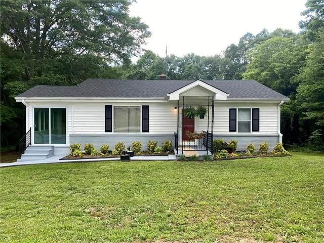309 Nealy Street, Pickens, SC 29671 (MLS #20228627) :: Tri-County Properties at KW Lake Region