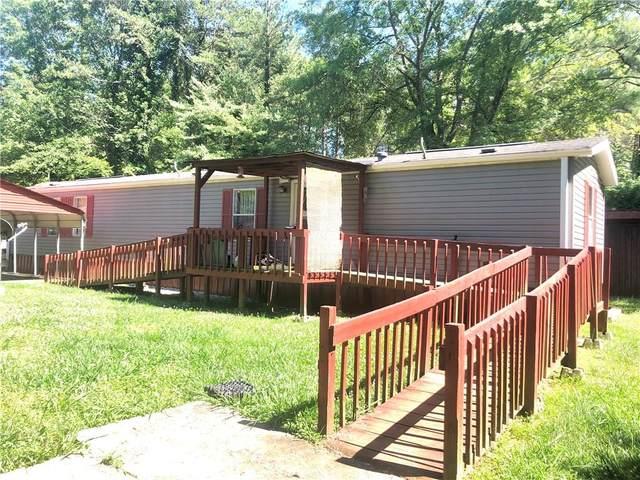 104 Ross Road, Liberty, SC 29657 (MLS #20228648) :: Tri-County Properties at KW Lake Region