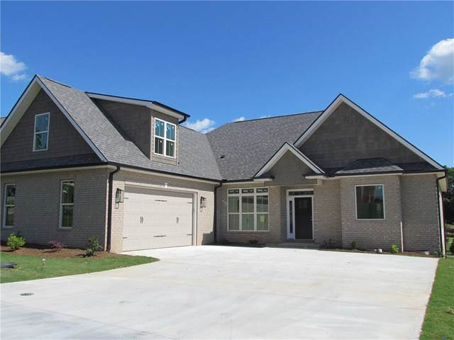 3 Chianti Lane, Anderson, SC 29621 (MLS #20228650) :: Tri-County Properties at KW Lake Region