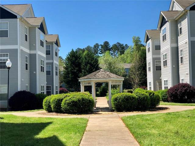 120 University Village Drive, Central, SC 29630 (MLS #20228666) :: Tri-County Properties at KW Lake Region