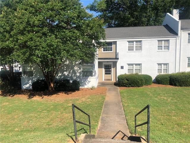 100 Lewis Drive, Greenville, SC 29605 (MLS #20228683) :: Les Walden Real Estate