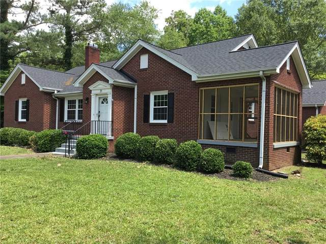 25 Central Avenue, Honea Path, SC 29654 (MLS #20228686) :: The Powell Group