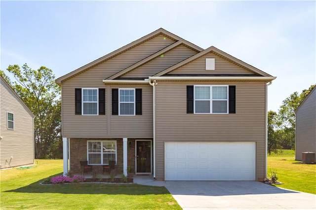 226 Hillendale Way, Pelzer, SC 29669 (MLS #20228741) :: Les Walden Real Estate