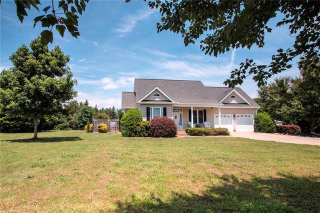 337 Winstead Road, West Union, SC 29696 (MLS #20228742) :: The Powell Group