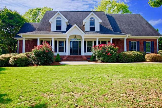 101 Woods Drive, West Union, SC 29696 (MLS #20228762) :: The Powell Group