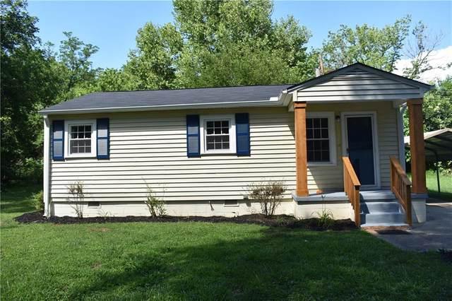 611 611 Booker Street Street, Anderson, SC 29624 (MLS #20228818) :: Tri-County Properties at KW Lake Region