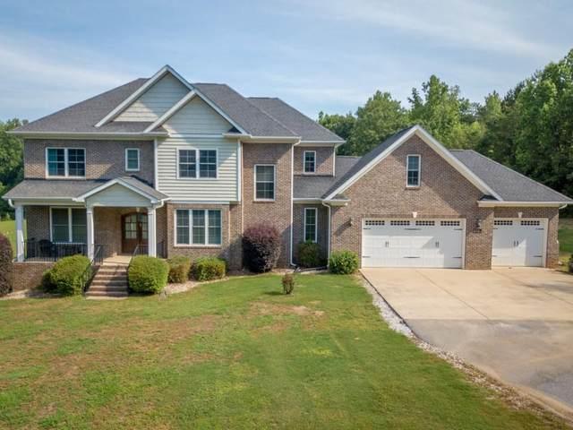 418 Riley Road, Easley, SC 29640 (MLS #20228824) :: Tri-County Properties at KW Lake Region