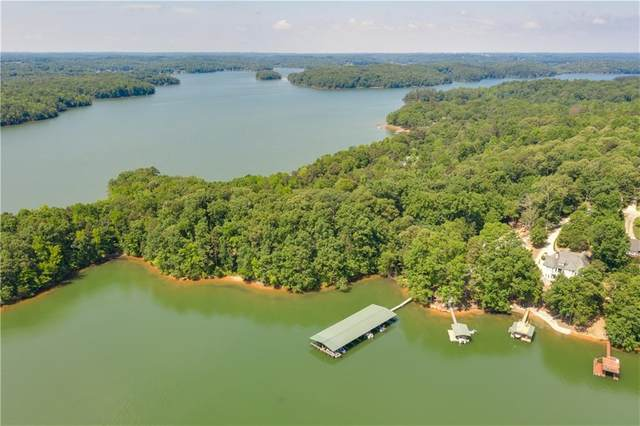 232 Riverlake Road, Fair Play, SC 29643 (MLS #20228836) :: Tri-County Properties at KW Lake Region