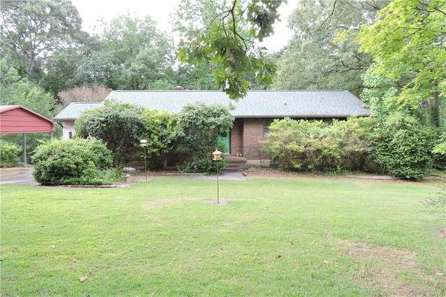 775 Paynes Creek Road, Hartwell, GA 30643 (MLS #20228862) :: The Powell Group