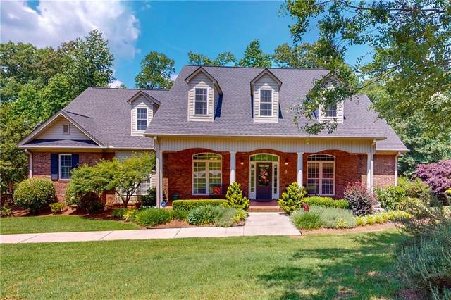 212 Brookstone Way, Central, SC 29630 (#20228886) :: J. Michael Manley Team
