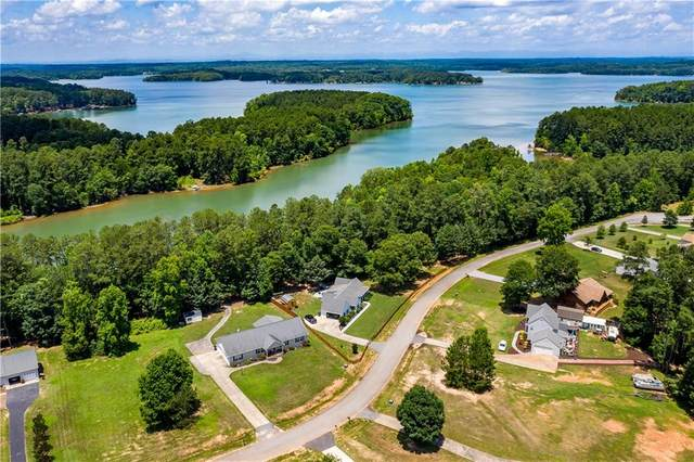 249 Bay Ridge Drive, Townville, SC 29689 (MLS #20228908) :: Tri-County Properties at KW Lake Region