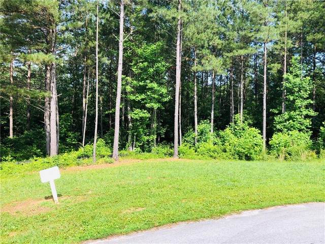 Lot 137 Charter Trail, West Union, SC 29696 (MLS #20228911) :: Tri-County Properties at KW Lake Region