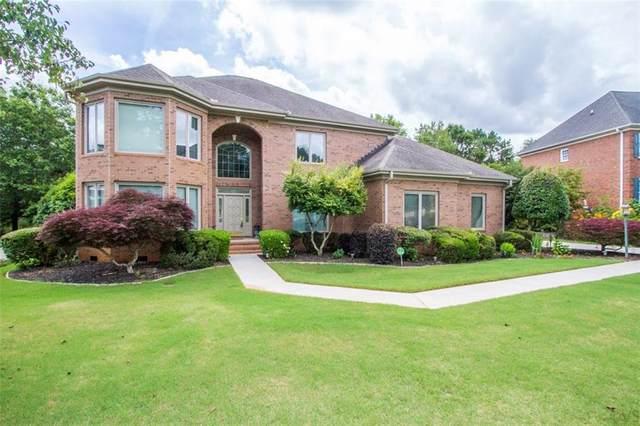 110 Knollwood Drive, Clemson, SC 29631 (MLS #20228930) :: Les Walden Real Estate