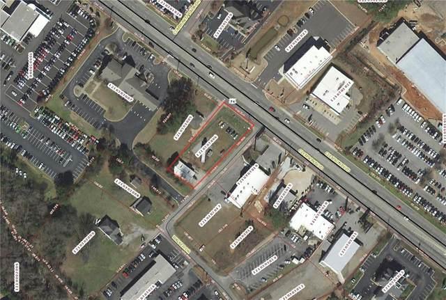 4001 Clemson Boulevard, Anderson, SC 29621 (MLS #20228971) :: Tri-County Properties at KW Lake Region