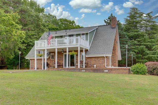 203 Haddon Road, Donalds, SC 29638 (MLS #20228979) :: The Powell Group