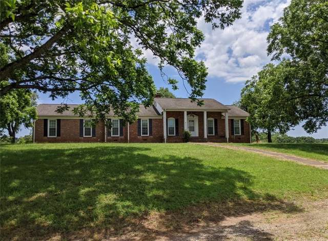 144 Earle Road, Central, SC 29630 (MLS #20229002) :: Tri-County Properties at KW Lake Region