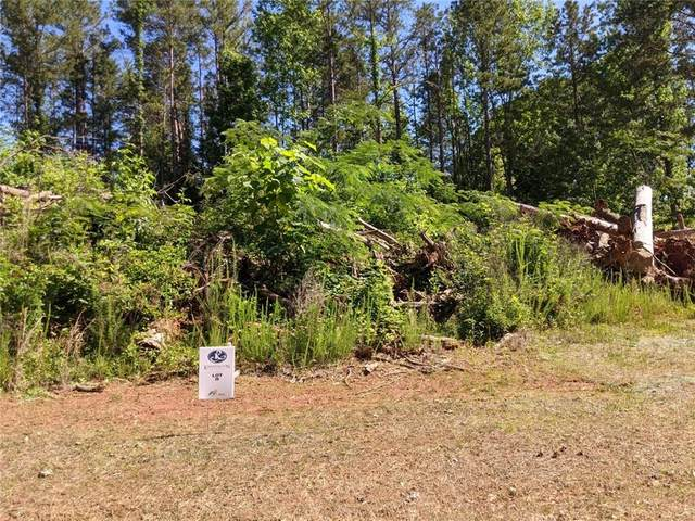 Lot 25 Kensington Circle, Seneca, SC 29672 (#20229007) :: The Robby Brady Team