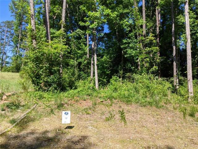 Lot 27 Kensington Circle, Seneca, SC 29672 (MLS #20229010) :: Les Walden Real Estate