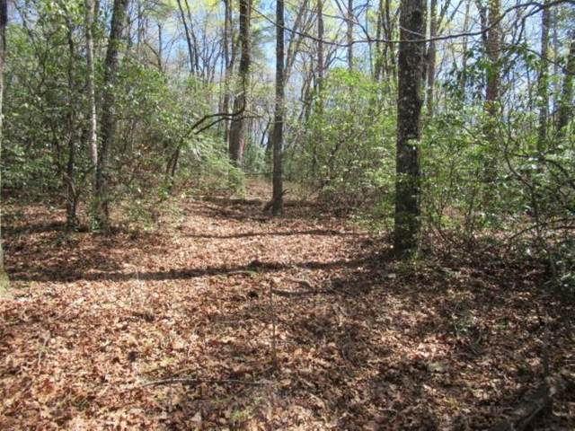 00 Brown Bottom Road, Central, SC 29630 (MLS #20229016) :: The Powell Group